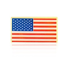 Stock American  Flag Lapel Pins (S126)