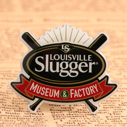 Baseball Museum Custom Made Pins