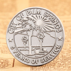 City Service Awards Lapel Pins
