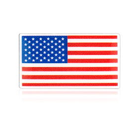 Stock American Flag Lapel Pins (S125)