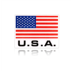 Stock American Flag Lapel Pins (S121)
