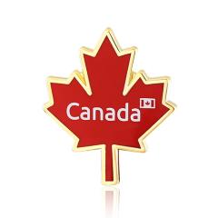Stock Canada Flag Lapel Pins (S115)