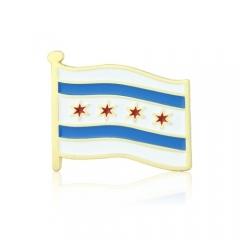 Chicago Lapel Pins