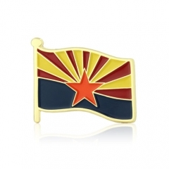 Arizona Enamel Pins
