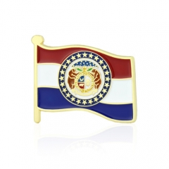 Missouri Stock Lapel Pins