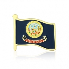 Idaho Stock Lapel Pins