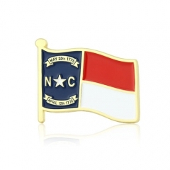 North Carolina Lapel Pins