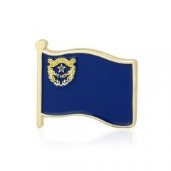 Nevada State Flag Lapel Pins