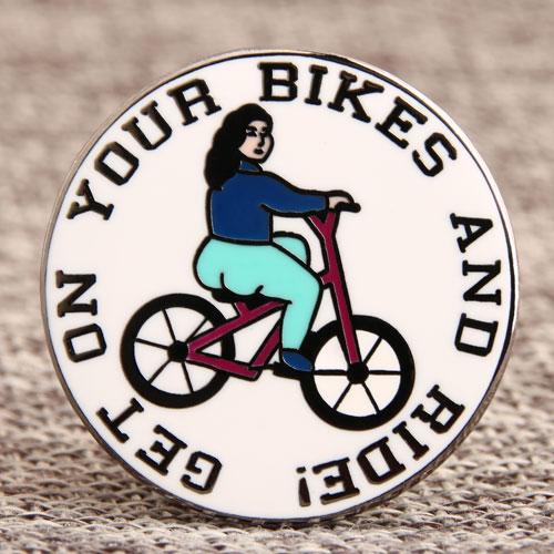 Biker Pin
