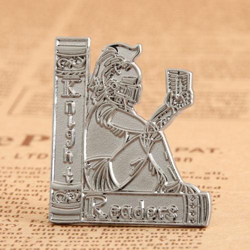 Readers Custom Enamel Pins