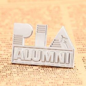 PIA Alumni Custom Enamel Pins