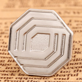 Symbol Custom Enamel pins