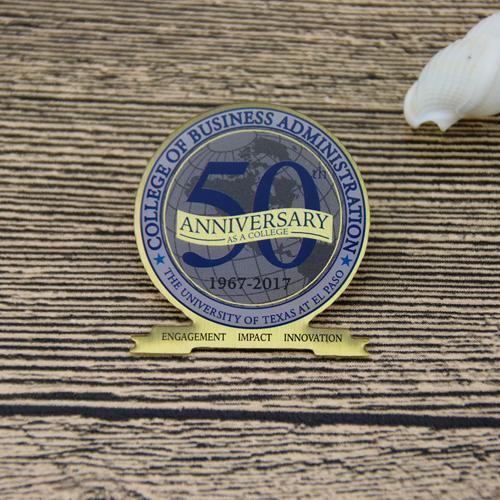 Custom Anniversary Pins