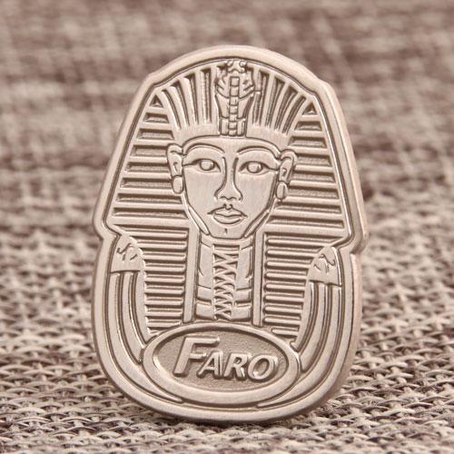 Tutankhamun Enamel Pins Fast