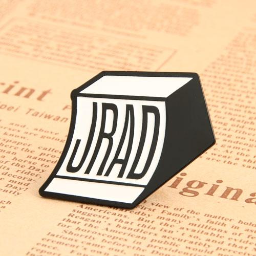 JRAD Enamel Pins