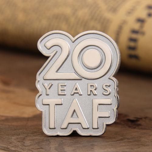 TAF Custom Pins Cheap