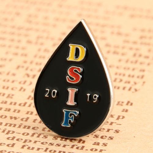 DSIF Custom Pins