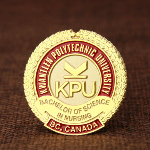 KPU Custom Enamel Pins