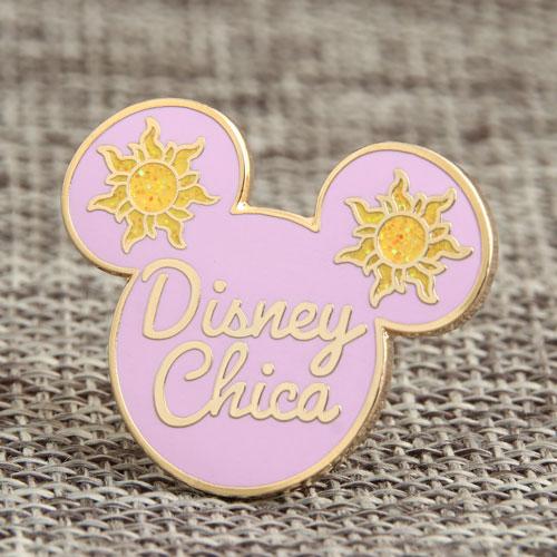 Custom Disney Enamel Pins