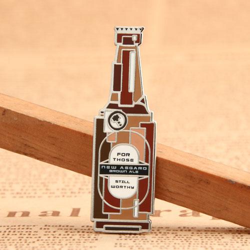 Custom Beer Enamel Pins