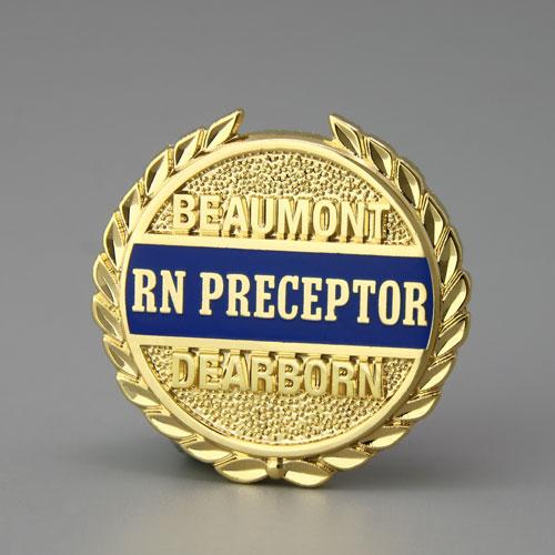 Beaumont Enamel Pins