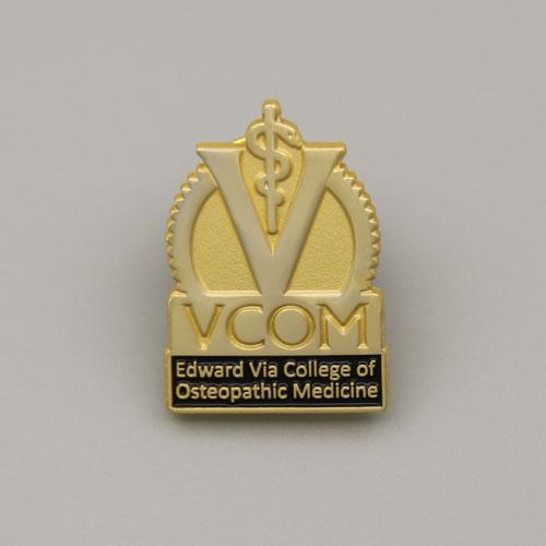 VCOM Enamel Pins No Minimum