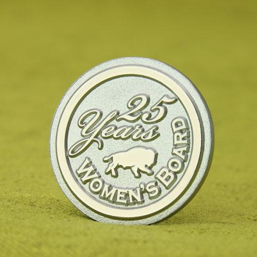 Women's Board Enamel pins