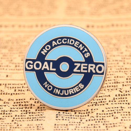 Goal Zero Enamel Pin