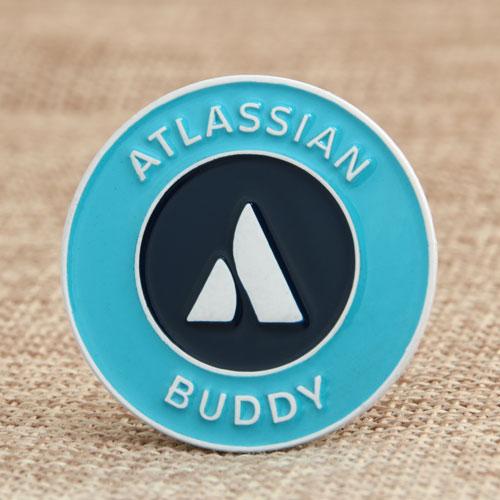 Custom Buddy Enamel Pins