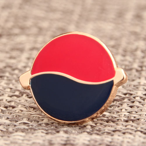 Pepsi-Cola Enamel Pins