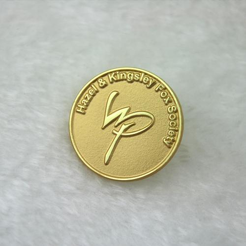 Enamel Pins for Fox Society