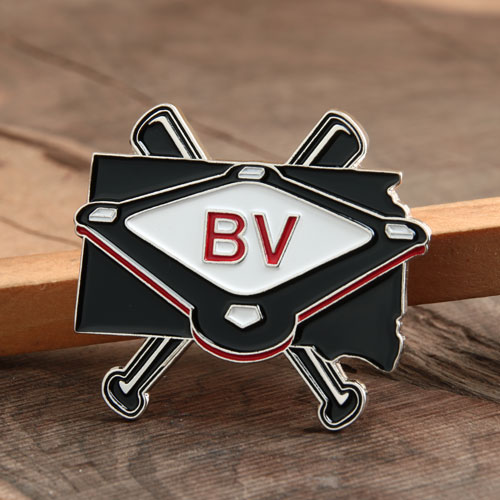 BV Enamel Pins