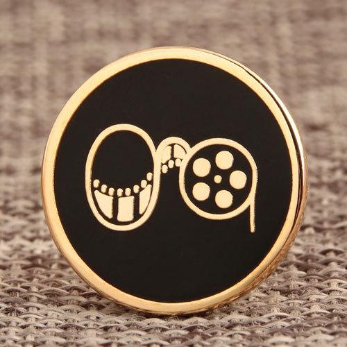 Custom Elegant Enamel Pins