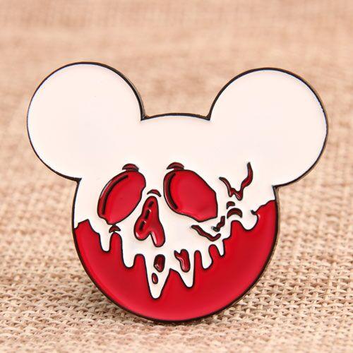 Custom Heated Mickey Pins