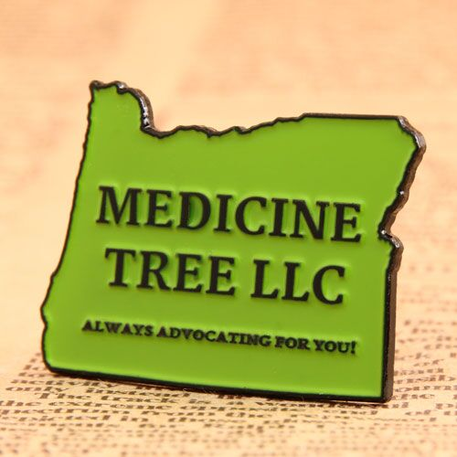 Custom Tree Lic Pins