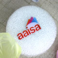 Custom Aaisa Pins