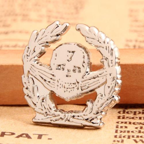 Court Custom Enamel Pins