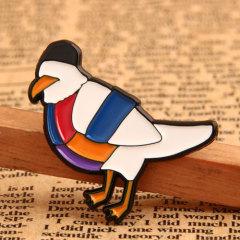Pigeon Custom Pins