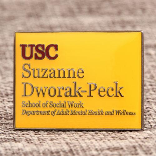 Custom Dworak-Peck Pins