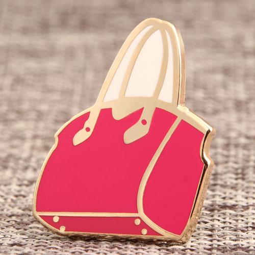 Handbag Enamel Pins