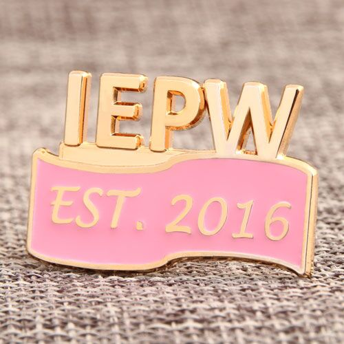 IEPW Custom Enamel Pins