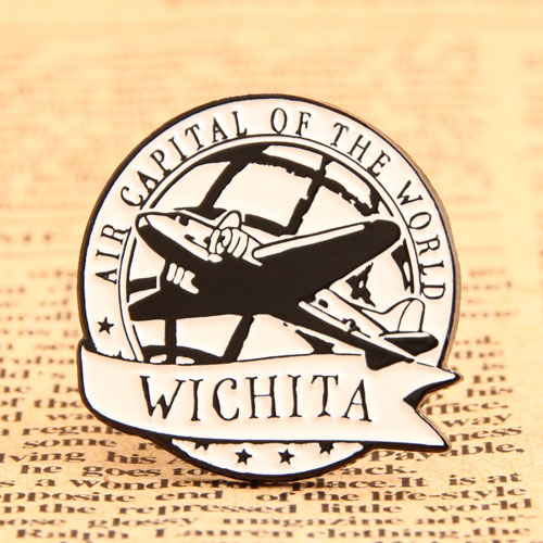 Wichita Custom Enamel Pins