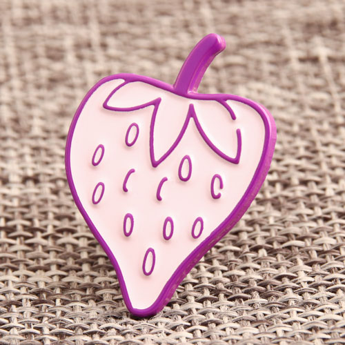 Custom Sweet Strawberry Pins