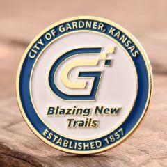 Blazing New Trails Pins