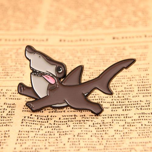 Variation Hammerhead Shark Pins