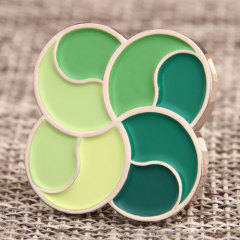 Four-Leaf Clover Pins