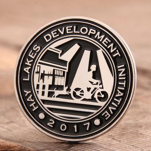 Custom Lakes Development Pins