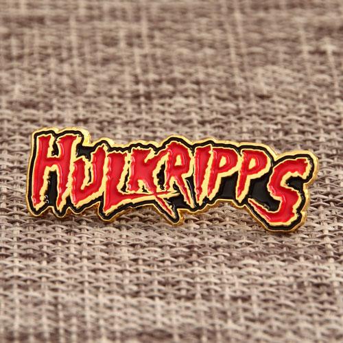 Custom Hulkripps Enamel Pins