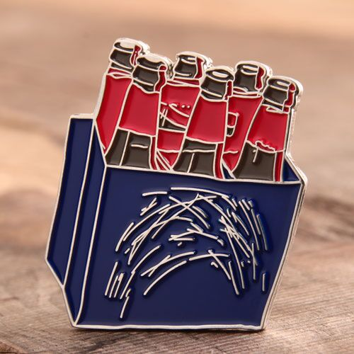 Custom Good Drink Pins