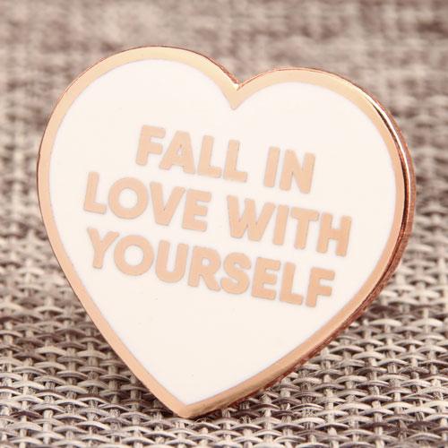 Custom Love Enamel Pins